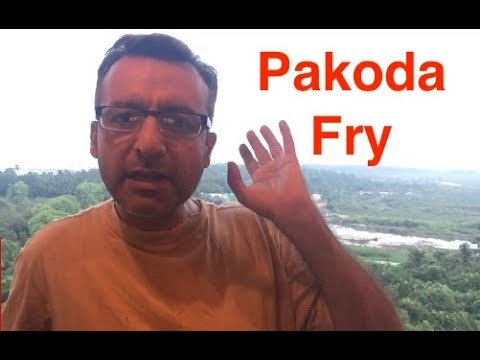 Pakoda Fry