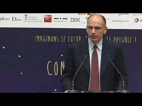 Immigration : l'hiver ne pas freiner les migrants selon Enrico Letta