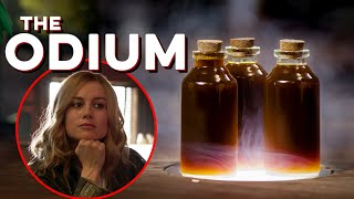 Captain Marvel's Odium Cocktail | How to Drink