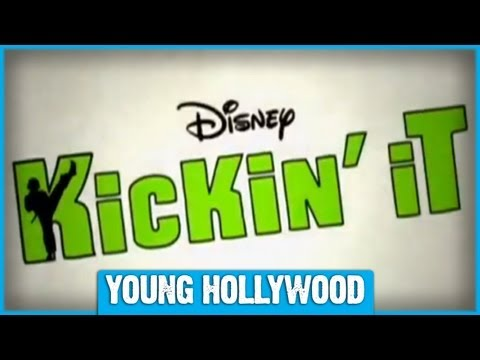 KICKIN' IT Cast's Best Karate Moves! - QUIET ON THE SET