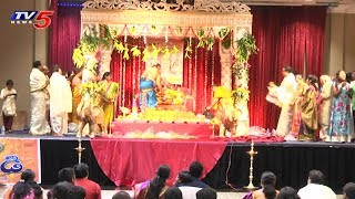 Sita Rama Kalyanam Celebrated in Toronto, c