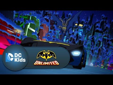 Stone Cold Menace | Batman Unlimited | Episode 10