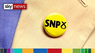 General election: Nicola Sturgeon launches SNP's campaign