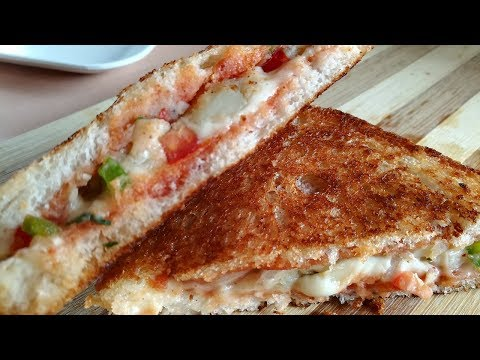 Sandwich Recipe | Vegetable Sandwich Recipe | Cheese Sandwich