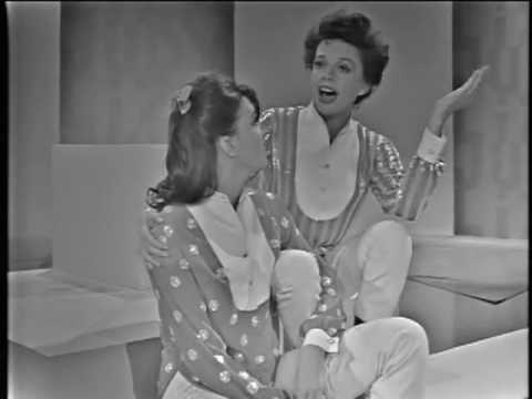 We Could Make Such Beautiful Music Together Sung by Judy Garland and her daughter Liza Minnelli