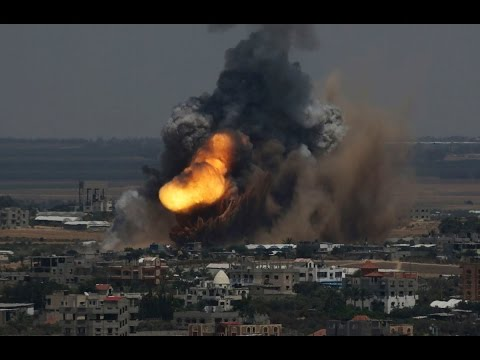Israel & Gaza Winding Down?