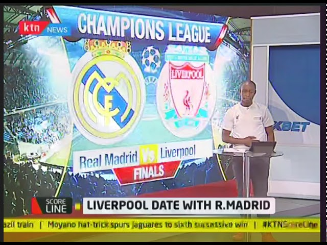 Stakes are high as Real Madrid takes on Liver Pool
