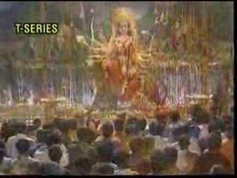 Jai Mata Di - Mein Tere Paas Aara - Bhajan geet video