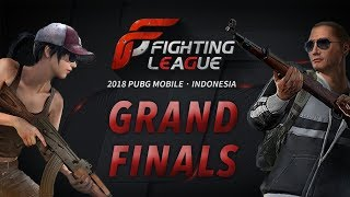 [LIVE PUBGM] Fighting League Tournament Grand Final - Day 2