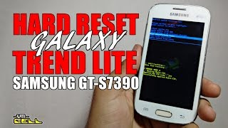 Hard Reset no Samsung Galaxy Trend Lite / Fresh (GT-S7390) #UTICell