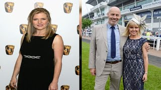 The actress, whose partner Terence Beesley was found dead in a car in the garage, has put the proper
