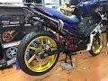 Tin Tức 24h HUYỀN THOẠI Yamaha Exciter đời 2010 Lên Dàn Chân KHỦNG LONG mp3