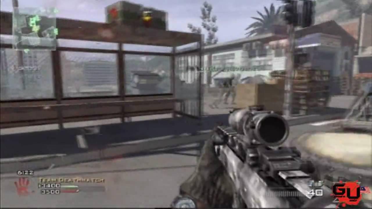 Modern warfare 2 matchmaking