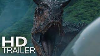 JURASSIC WORLD: REINO AMEAÇADO | Trailer (2018) Legendado HD