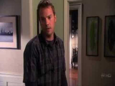 The Restraining Order Barry Watson scenes & end Video