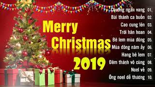 LIÊN KHÚC CHUÔNG NGÂN VANG RỘN RÀNG ĐÓN GIÁNG SINH 2019 - Nhạc Noel, Nhạc Giáng Sinh 2019 Hay Nhất