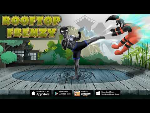Rooftop Frenzy APK Cover