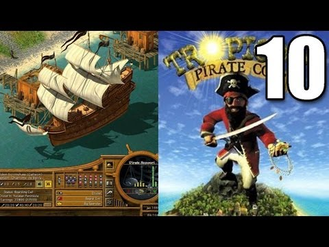Tropico 2 Pirate Cove Part 10 - DrPotatoMD