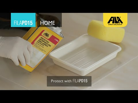 How to protect lappato porcelain tiles from dirt   FILAPD15 (en)