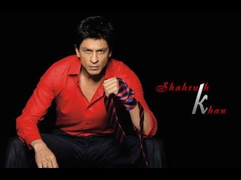 Shah Rukh Khan  after talking, suddenly the angry came and then see what happened......