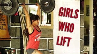 Problems Only Girls Who Lift Understand