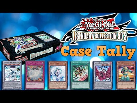 Yugioh Legendary Collection 5d's Case Tally video