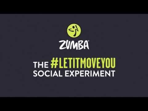 Let It Move You     The Social Experiment