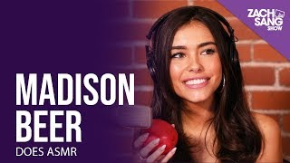 Celebrity ASMR with Madison Beer