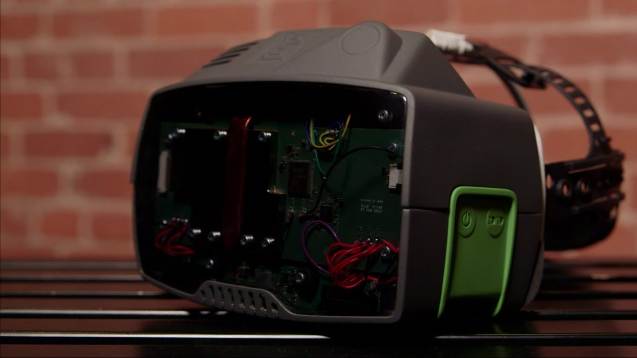 Hands-on with GameFace Labs' VR Headset