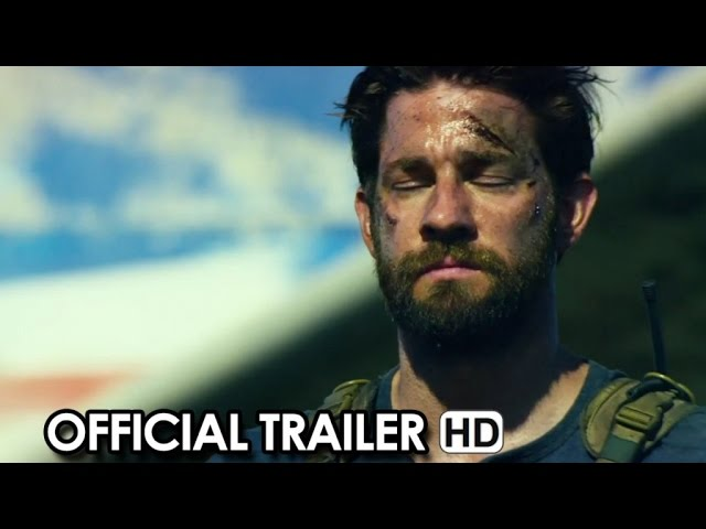 13 Hours: The Secret Soldiers of Benghazi - directed by Michael Bay - Official Trailer (2016) HD