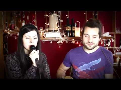 Frozen - Madonna (live Cover By Valentina & Julien) video