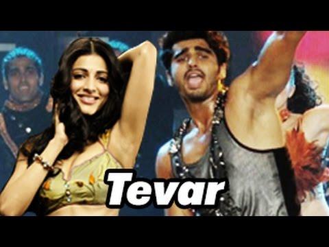 Arjun Kapoor & Shruti Hassans HOT ITEM SONG in Tevar