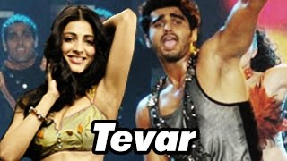 Arjun Kapoor & Shruti Hassans HOT ITEM SONG in Tevar