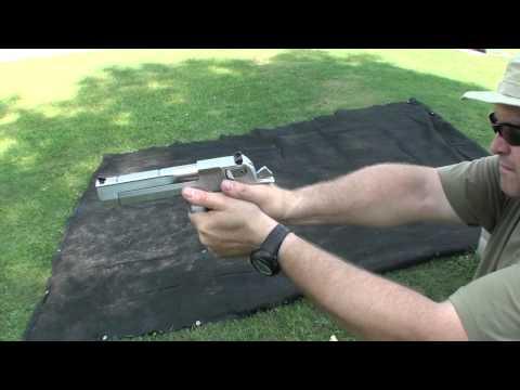 500 Mag VS .50 Desert Eagle - Two Guns, One Winner