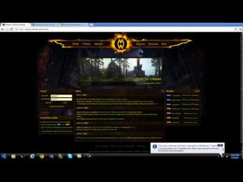 download world of warcraft client patch 4.0.6a