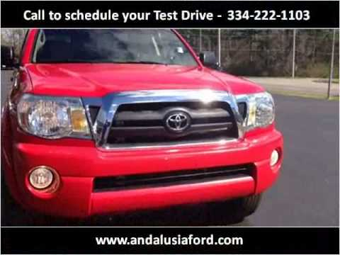 2006 Toyota Tacoma Used Cars Andalusia Al video