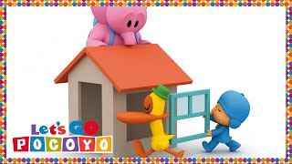 Let's Go Pocoyo! - Elly's Playhouse [Episode 37] in HD