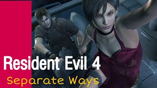 Resident Evil 4 - Separate ways (PS4)