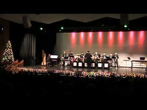 Northwest Catholic High School Christmas Concert 2012: Big Band