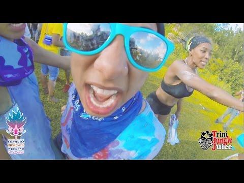 Destination Carnival - Bermuda 2015 - J'Ouvert (Segment 2/5)