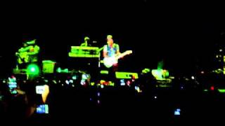 Bruno Mars - Our First Time - Live in Jakarta 2011