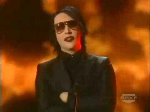 Marilyn Manson Presente Ozzy Osbourne video