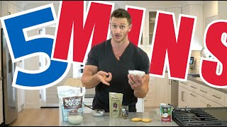 3 of the Quickest & Easiest Keto Dessert Recipes on the Internet!