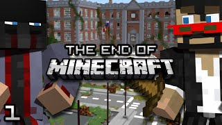 The End Of Minecraft: WORLD IN PIECES - Episode 1 (Roleplay)
