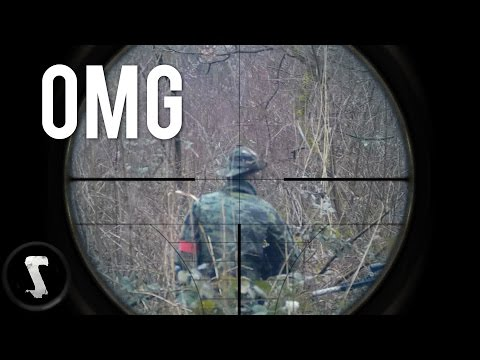 The Perfect Airsoft Sniper Rifle? - Novritsch SSG24 Gameplay/Review