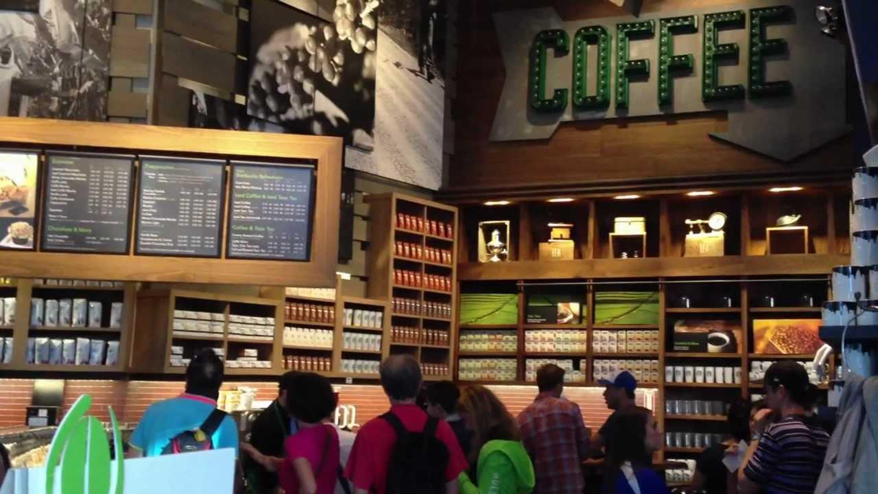 Starbucks - Times Square  New York Usa