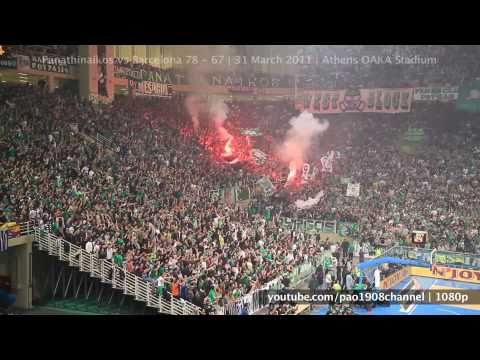Pao vs Barca 78-67 | Atmosphere | G13 | 1080p