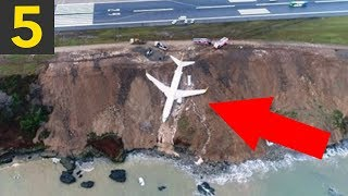 5 Plane Taxiing Fails