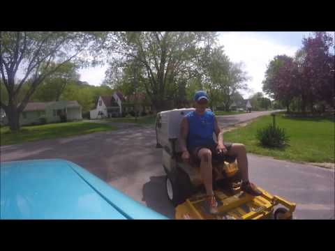 Life of a Lawn Care Service - Week #5 2017 -