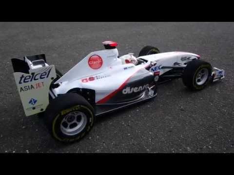 RC F1 010 Sauber C30 Kamui Kobayashi